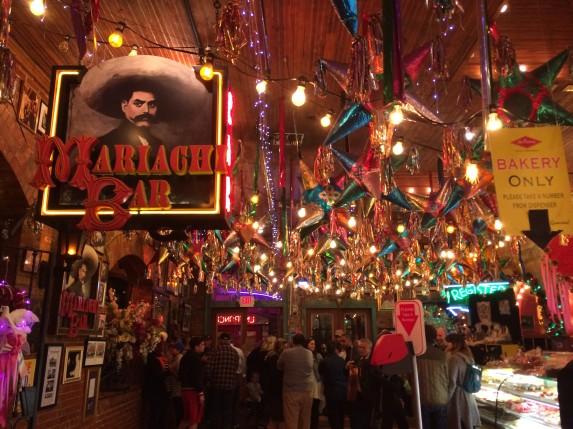 Mariachi Bar San Antonio TX Feb 2018