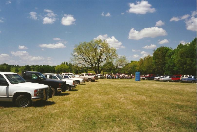 Parking photo Jackson event 1998 #2